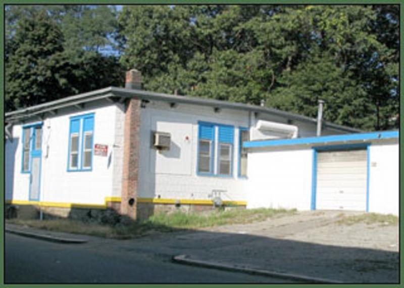 Free standing building with parking for lease rent in Hyde Park, MA 02136